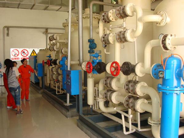 莱zhou港zhi氮设备